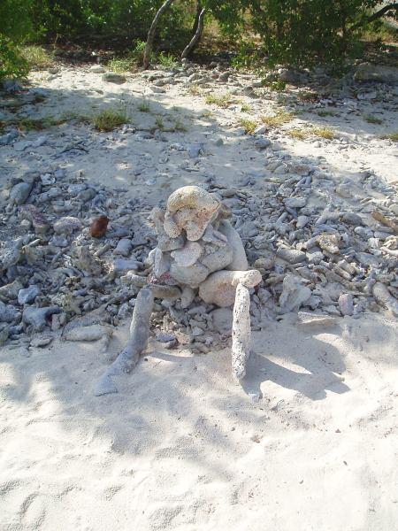 Bonaire Coral Man