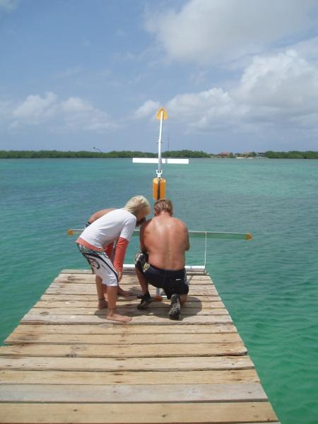 The Aquaskipper Set Up