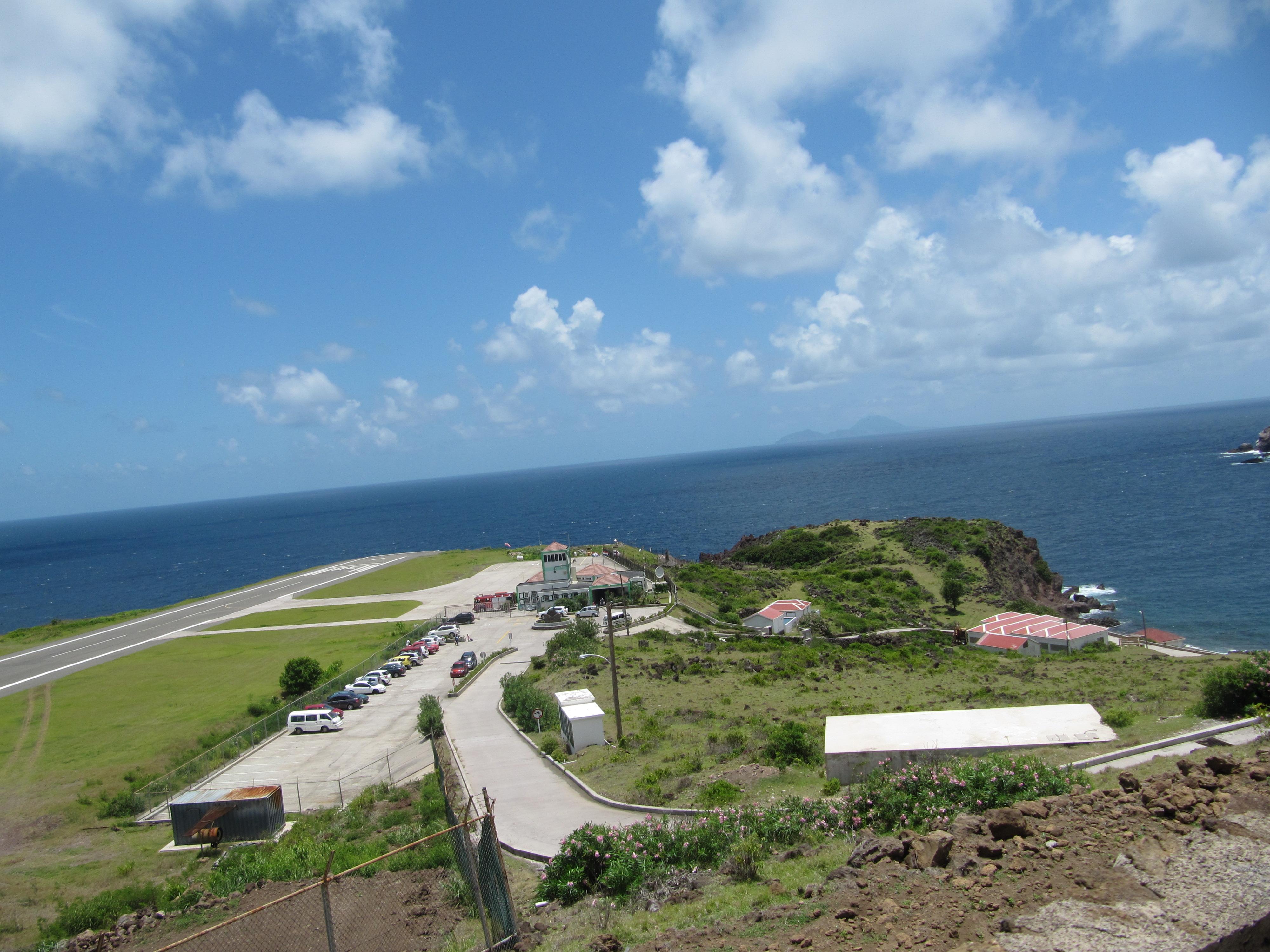 Queens Garden Saba Island Garden Ftempo