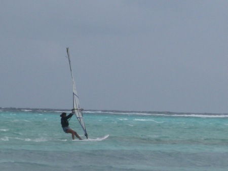 Crazy Christmas Winds in Bonaire