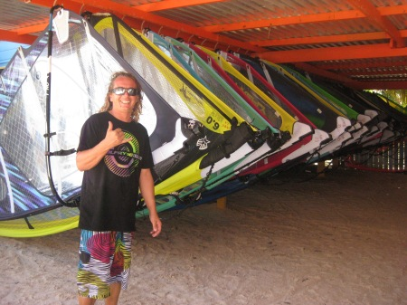 Jibe City Windsurf Center