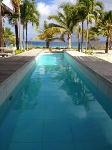 Bonaire's premiere oceanfront villa!
