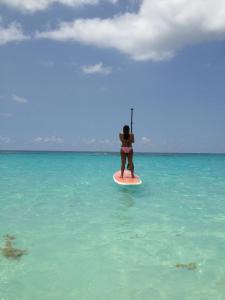 SUP on Bonaire