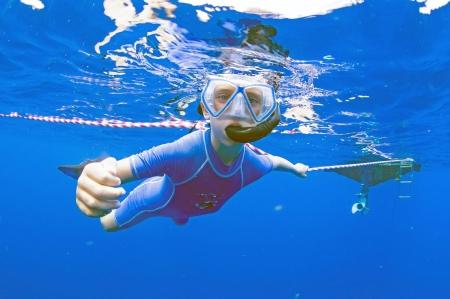 Indy snorkel